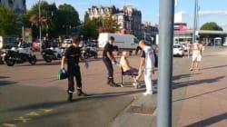 Des militaires Américains évitent un carnage dans un Thalys Amsterdam-Paris