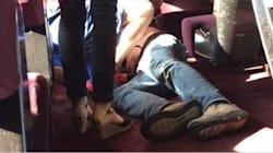 Feriti a colpi di kalashnikov nel treno