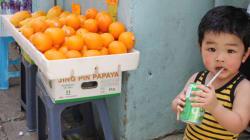 Três em cada dez bebês tomam refrigerante antes dos dois