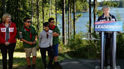 Scouts Canada Youth Reminded To Stay