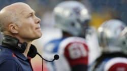 L'entraîneur-chef Tom Higgins relevé de ses