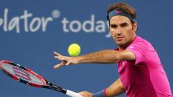 Cincinnati: Federer sans pitié pour