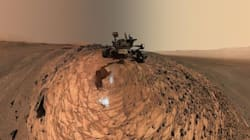 Mars Curiosity Rover Just Snapped An Awe-Inspiring New