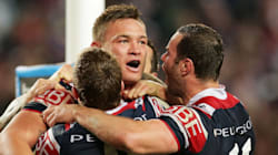 Roosters Show Strain From Battle To Top Of The