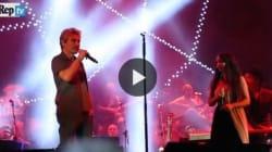 Luciano Ligabue canta in dialetto salentino