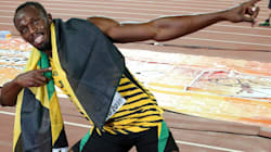 Usain Bolt Beats Justin Gatlin to 100m Title At World Athletics