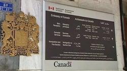 L'ambassade du Canada en Iran pourrait rouvrir