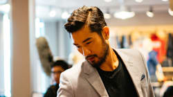 Supermodel Godfrey Gao Slips Home To Vancouver For A New
