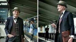 Cet homme de 104 ans s'habille clairement mieux que vous
