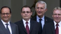 Deux agents de la SNCF vont aussi recevoir la Légion
