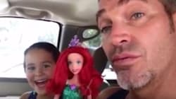 Dad Has Best Reaction To Son Choosing A Barbie