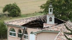 L'incendie de la mosquée d'Auch,