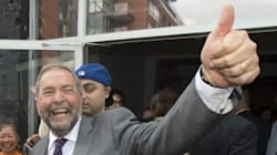 Mulcair Promises Huge Boost To Guaranteed Income