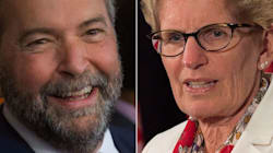 Mulcair Turns The Other