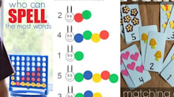 Sticker Games That Make Learning