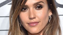 Jessica Alba's Makeup-Free Selfie Is Stunning,