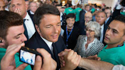 Calorosa accoglienza per Renzi al Meeting di Cl: selfie e