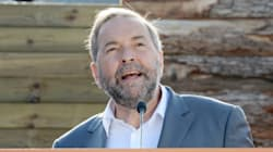 Mulcair: I'll Keep My Promises Without Running A