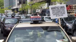 Taxis : injonction contre Uber