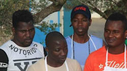 I profughi nigeriani non fanno più i volontari alla festa del