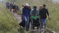 Plus de 2000 migrants sont entrés en Hongrie lundi, un record