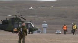 Plane Crash Casts Pall On Harper