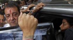 Sanjay Dutt Gets Parole, Again. This Time For Daughter's Nose