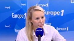 Marion Maréchal demande à son grand-père de ne pas