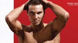 Rafael Nadal Strips Down For Tommy
