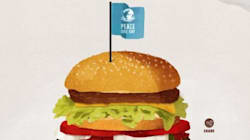 Let's Make A McWhopper For Peace: Burger King To