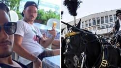 Dal selfie degli stupratori alla carrozza dei Casamonica. C'è bisogno del palcoscenico del