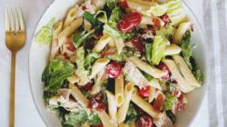 La salade «Club Sandwich» du livre Famille futée