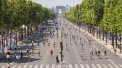Paris vai fechar ruas para carros durante um dia
