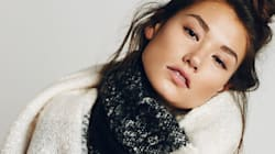 The Softest, Coziest Scarves To Snuggle Up In This
