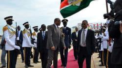 Soudan du Sud: Kiir signe l'accord de