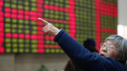 Les Bourses chinoises rebondissent