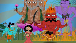 QUIZ: Which Ramayana Character Are