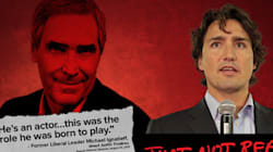 Tories Pounce On Ignatieff's 'Actor'