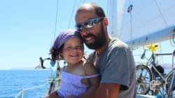 Enfant à bord : traverser l'Amérique à vélo, en