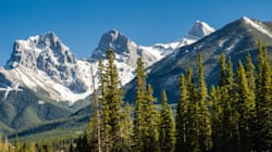 Canmore Hikers Rushed To Hospital After