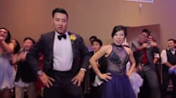 The Most Epic Wedding Music Video You'll Ever