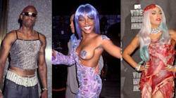 The 30 Most Outrageous MTV VMA Looks