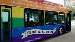 Calgary Pride Bus Driver Says He Wasn't Alone In