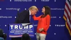 Trump n'a pas de perruque. Et il a tenu à le