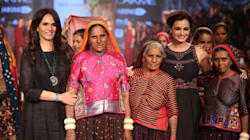 PHOTOS: Lakmé Fashion Week 2015 Kicks Off To An Elegant