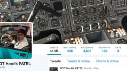 A Man Named 'Hardik' Is Getting Trolled On Twitter For Gujarat