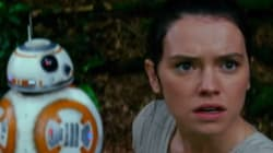 WATCH: Disney Releases New Star Wars Footage (And It's