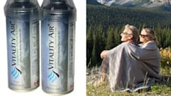 These Entrepreneurs Are Selling Bottled Air From