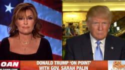 Quand Sarah Palin rencontre Donald