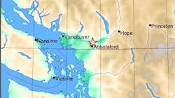 2nd Small Earthquake In 2 Days Rattles B.C. Fraser